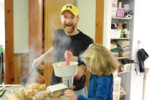 Canning fun