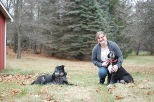 Reenie and dogs